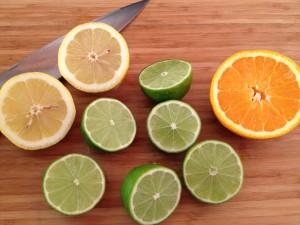 sours mix - citrus