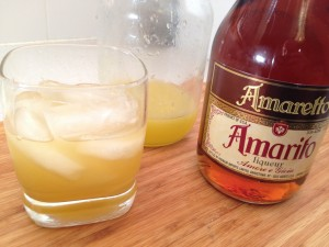 Amaretto Sours - Once In A Blue Spoon