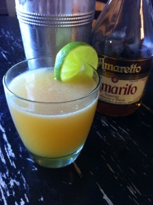 Homemade Amaretto Sours - Once In A Blue Spoon