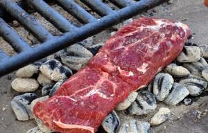 Seared Flatiron Steak