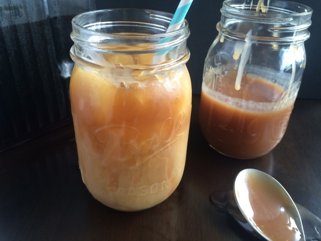 Cold Brew Iced Coffee * Once In A Blue Spoon
