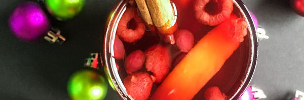 Chai Spiced Sangria * Once in a Blue Spoon
